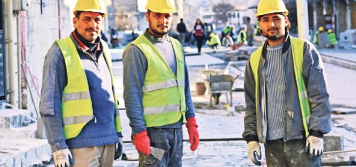 suriyeli işçi çalıştıran üyelerimiz